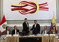 Encuentro Presidencial y VII Reunión del Gabinete Binacional de Ministros Ecuador-Perú (10856380086).jpg