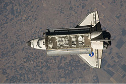 Endeavour from ISS before docking.jpg
