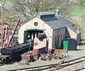 Engine Works, Colliery, Beamish Museum, 13 April 2012.jpg