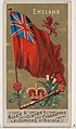 England, from Flags of All Nations, Series 1 (N9) for Allen & Ginter Cigarettes Brands MET DP831947.jpg