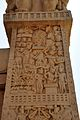 Enlightenment and Temptation by Mara - North Face - South Pillar - West Gateway - Stupa 1 - Sanchi Hill 2013-02-21 4332.JPG