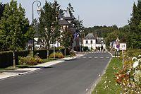 Entrée du bourg de Quiers sur Bezonde.jpg