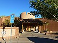 Entrance, Indian Pueblo Cultural Center and Museum - panoramio.jpg