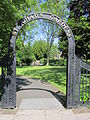 Entrance to St Chad's Gardens, Kirkby (2).jpg