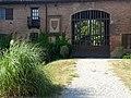 Entrata Castello dei Guidotti a Fabbrico R.E.jpg