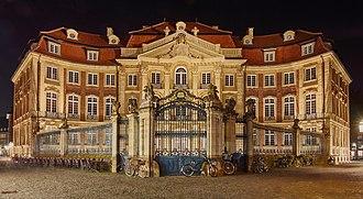 Erbdrostenhof - The palace