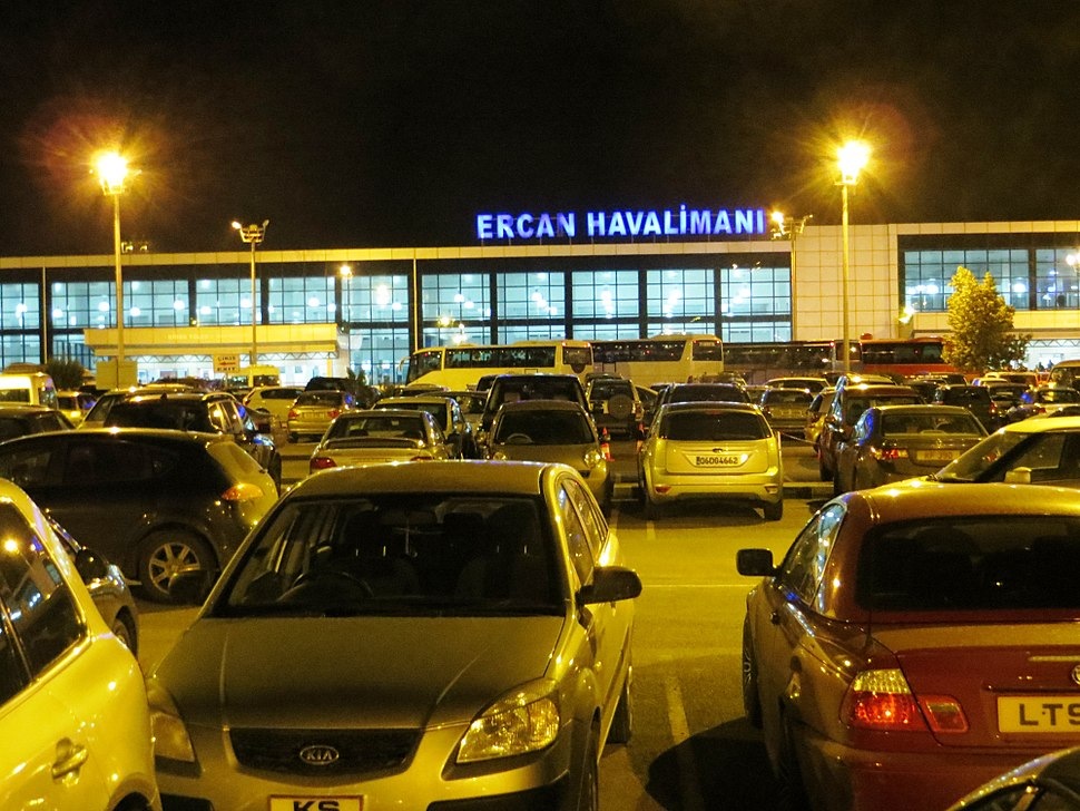 Ercan Airport North Cyprus 005