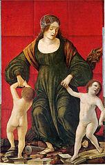 La Femme d'Hasdrubal et ses enfants