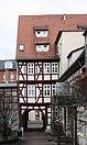 Erfurt, die Rückseite des Hauses Johannesstraße 150.jpg