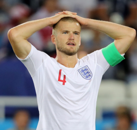 image illustrative de l'article Eric Dier