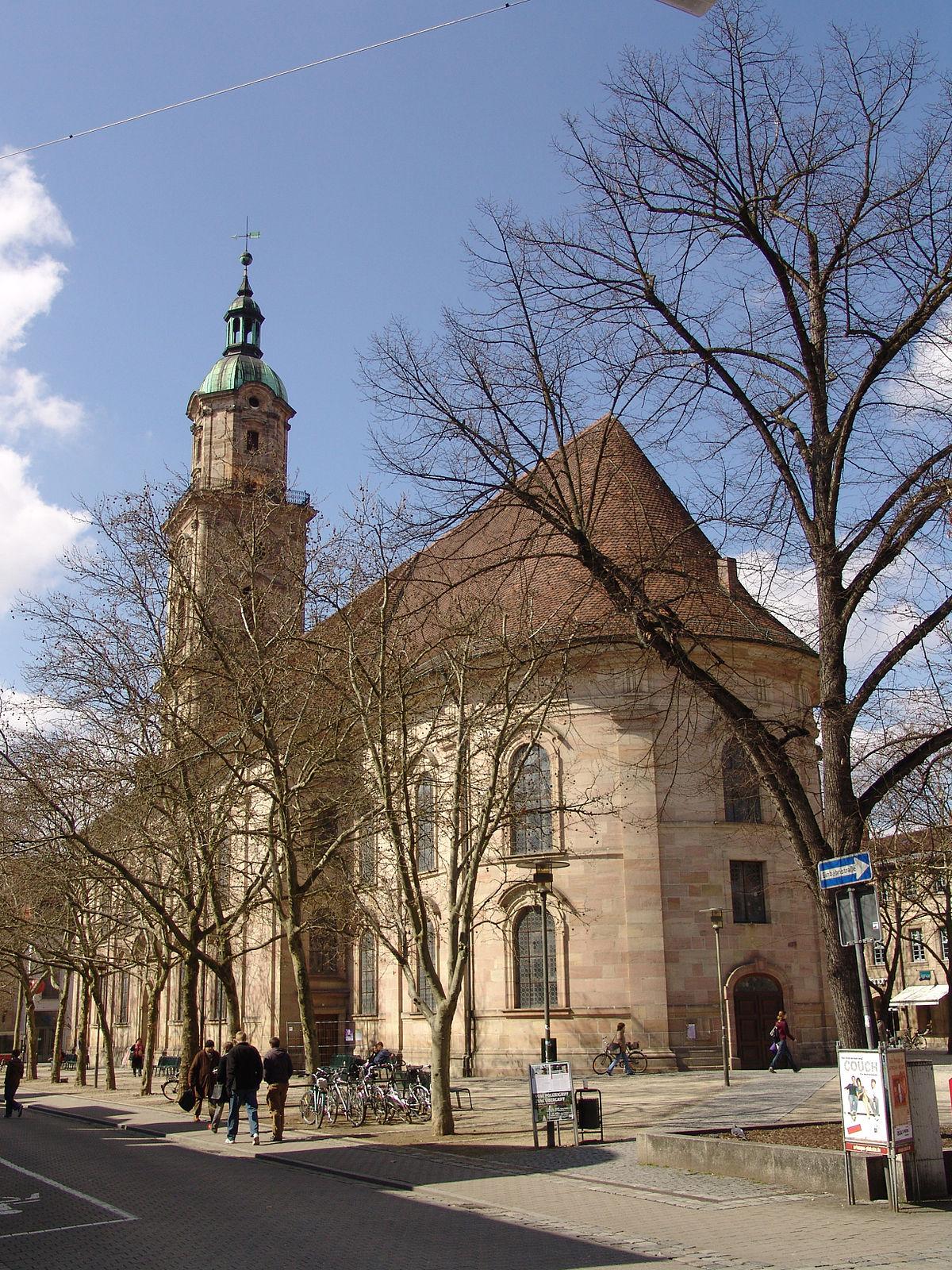 Evangelisch lutherisches dekanat erlangen wikipedia - Architekt erlangen ...