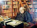 Ernest Renan en su despacho del Collège de France (3).jpg