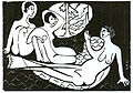 Ernst Ludwig Kirchner - Drei Akte im Walde - 1933.jpg