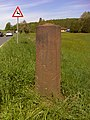 Ernsthofen (Modautal), Hessischer Meilenstein.jpg