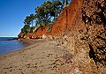 Erosion of Red Cliffs of Scarborough-11 (5963084435).jpg