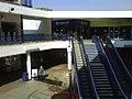 Escalators in the shopping precinct - geograph.org.uk - 1866749.jpg