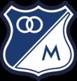 Escudo Millonario FC 2018 competición.png