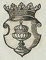 Escudo da Galiza no armorial de Martin Schrot (1580).jpg