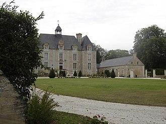 Esquay-sur-Seulles - Chateau