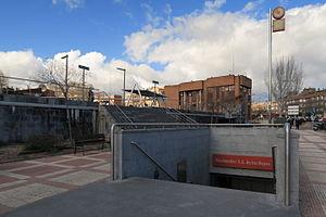 ba380e7c181 Estación de Alcobendas-San Sebastián de los Reyes - Wikipedia