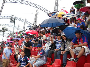 2013 CONCACAF U-17 Championship - Image: Estadio Muquita Sanchez