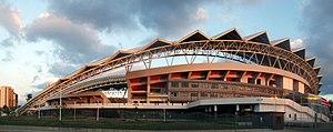 Estadio Nacional de Costa Rica (2011) - Image: Estadio Nacional de Costa Rica