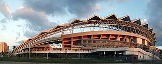 Estadio Nacional de Costa Rica (2011)