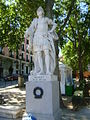 Estatua de Alfonso II en la Plaza de Oriente.JPG