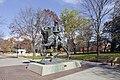 Estatua del General Anthony Wayne, Fort Wayne, Indiana, Estados Unidos, 2012-11-12, DD 02.jpg
