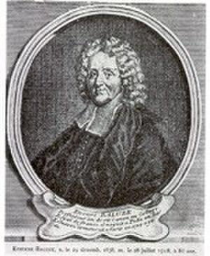 Étienne Baluze - Image: Etienne Baluze