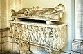 Etruscan sarcophagus in the Vatican Museum.jpg