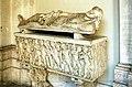 Etruscan sarcophagus in the Vatican Museum.jpg