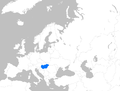 Europe map hungary.png
