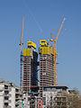 European Central Bank - new building under construction - Frankfurt - Germany - 01.jpg