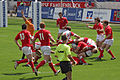 European Sevens 2008, Wales vs Poland, foul.jpg