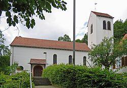 Ev. Kirche Fischbachstraße Rußhuette Saarbruecken.jpg