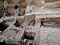 Excavation in City of David, Givaty parking lot Jerusalem 12.10 (3).JPG