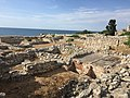 Excavations in the city of Chersonesus. Crimea.jpg