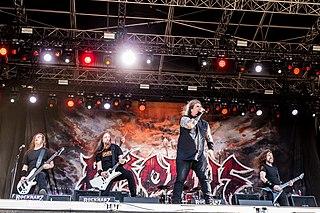 Exodus (American band) American thrash metal band