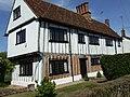 Exposed Beam and Brick-Plaster home in Hinxton - panoramio.jpg