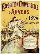Exposition universelle d'Anvers-1894