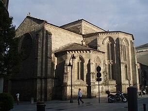 Resultado de imagen de iglesia de san pedro lugo