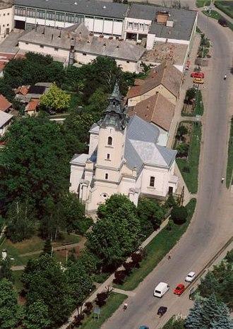 Földes - Church
