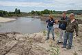 FEMA - 30778 - FEMA and a resident by a river in Missouri.jpg