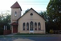 Facade of (former) Emmanuel AME Church, view 2.JPG