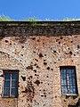 Facade of Shell-Scarred Casemate - Brest Fortress - Brest - Belarus (26871673294).jpg