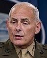 Face detail, Commander, U.S. Southern Command Gen. John F. Kelly, U.S. Marine Corps, briefs the media in the Pentagon on March 20, 2013 130320-D-TT977-044 (cropped).jpg