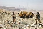 Falcon Sqn FUCHS vehicle in Jordan MOD 45164573.jpg
