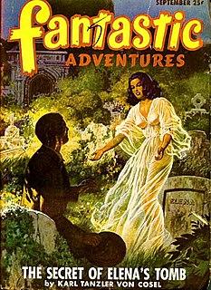 Fantasy fiction magazine magazine which publishes primarily fantasy fiction