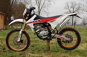 Fantic Motor - Fantic TX 150, 2009